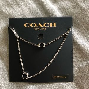 🌸Coach Necklace